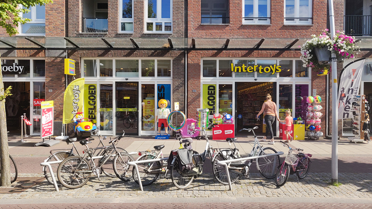 Decentralisatie in e-fulfilment onder de loep - Intertoys